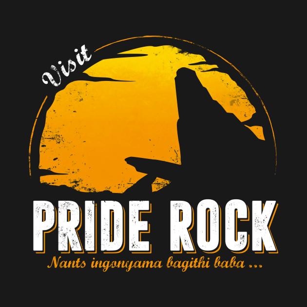 Visit Pride Rock