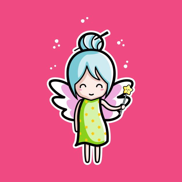 Kawaii Cute Fairy