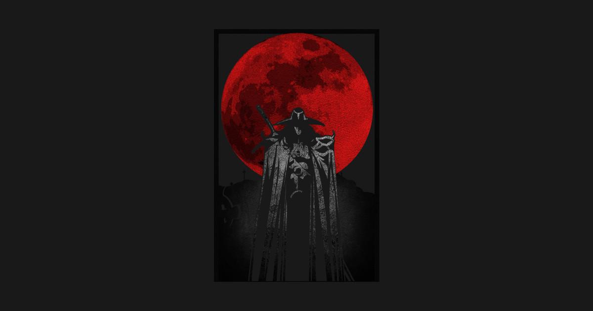 Vampire hunter d vampire hunter d t shirt teepublic