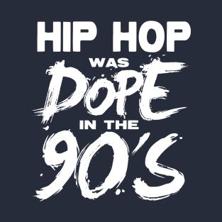 90s Hip Hop T-Shirts | TeePublic
