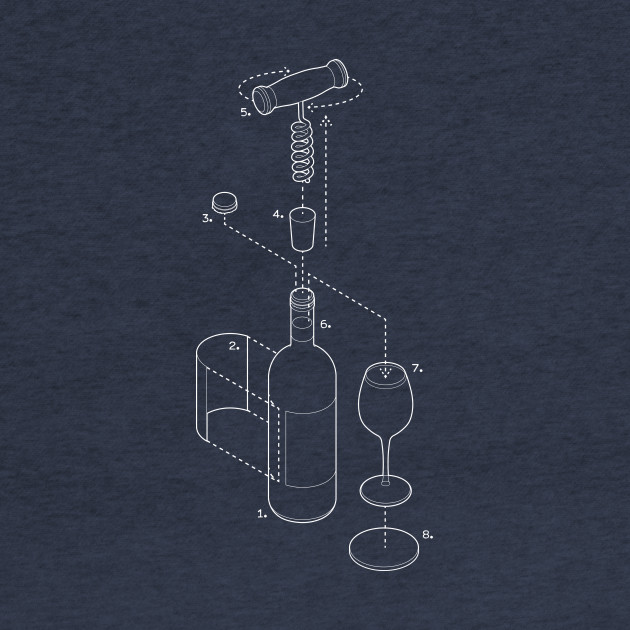 Wino-Metric T-Shirt