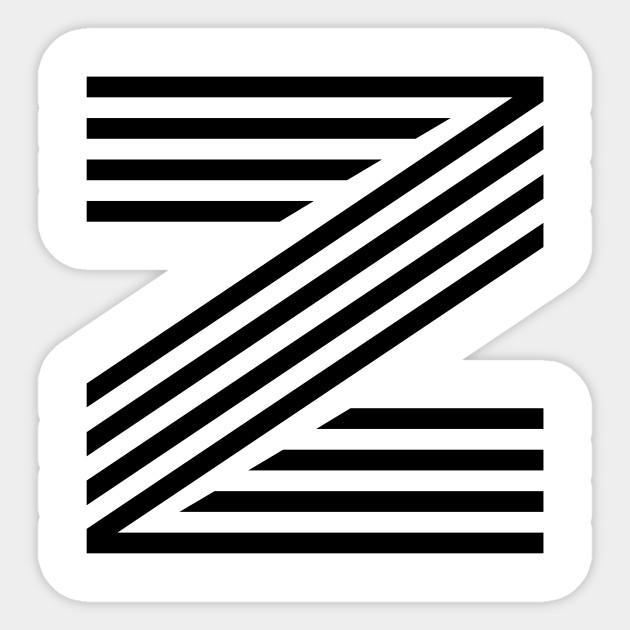Alphabet Z (Uppercase letter z), Letter Z