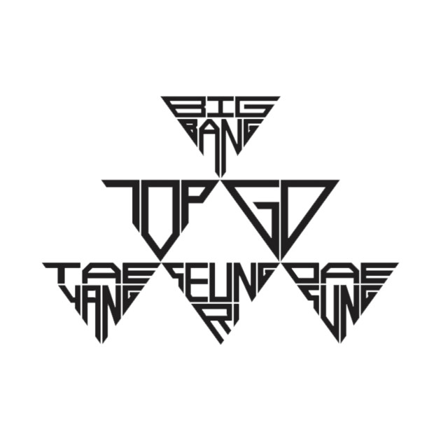 Big Bang Icon Bigbang Kpop T Shirt Teepublic
