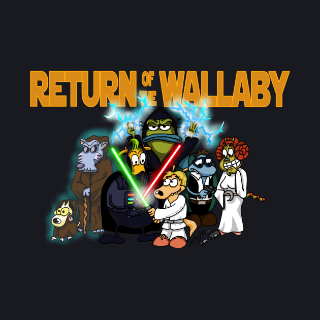 Return of the Wallaby