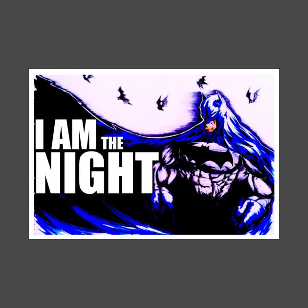 Batman Is The Night