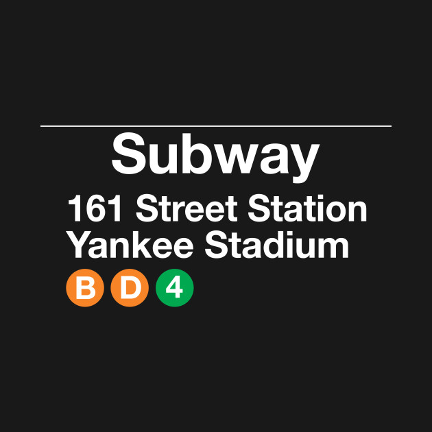Next Stop Yankee Stadium