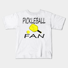 156ab2bfab Funny Pickleball Kids T-Shirts | TeePublic