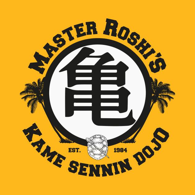 Master Roshis Kame Sennin Dojo Master Roshi Phone Case Teepublic
