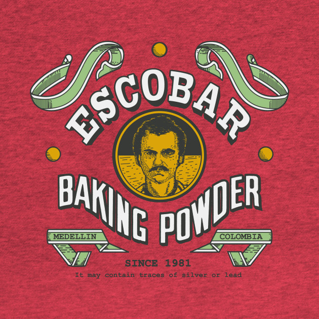 Escobar Baking Powder