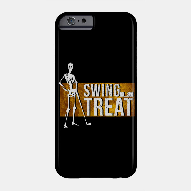 Halloween Golf Gift I Golf Player Costume Phone Case