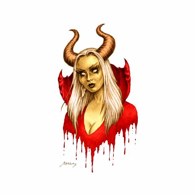 Whitehaired Devil