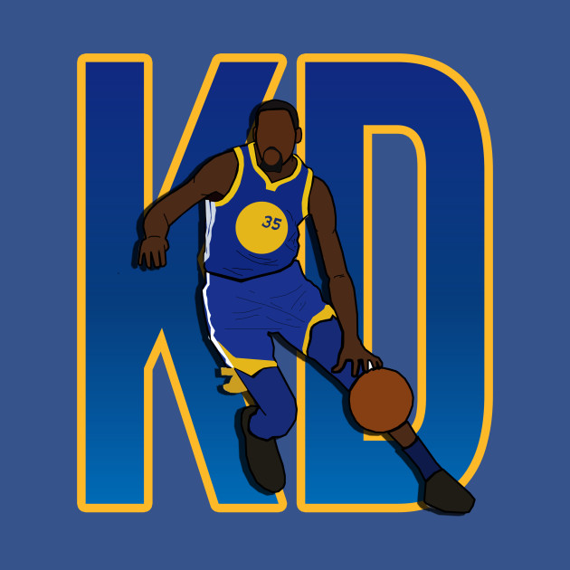 official photos 11124 7c012 Kevin Durant 'KD' - Golden State Warriors