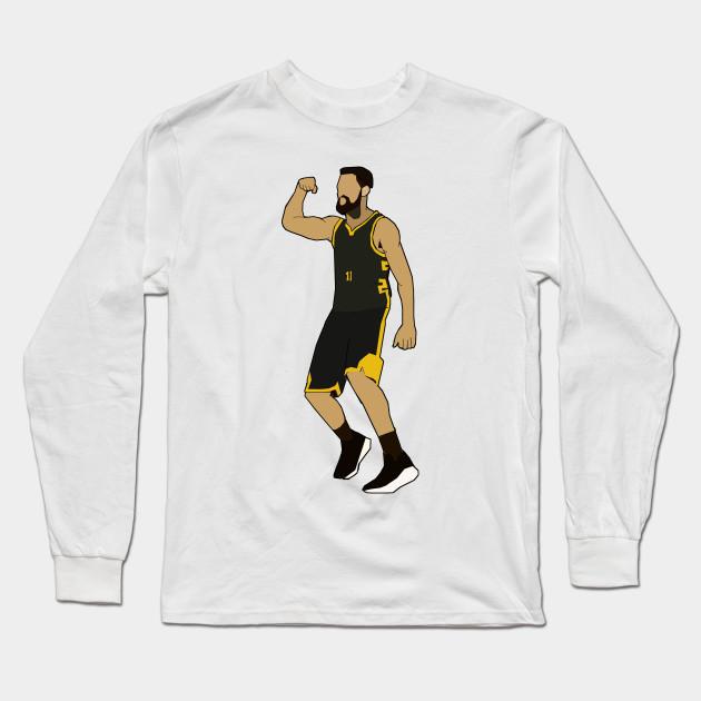 5f64fd0bb Klay Thompson Game Winner Flex - Golden State Warriors Long Sleeve T-Shirt