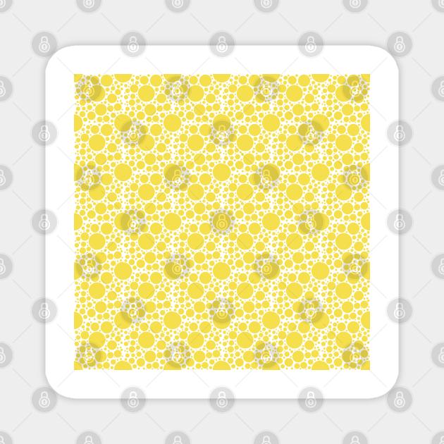 Yellow Dot Pattern