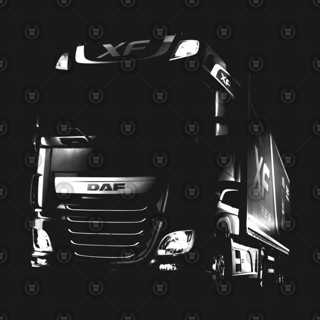 DAF, DAF Truck, DAF XF