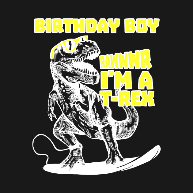 Rawr! Its my Birthday Shirt - Dinosaur birthday - Dinosaur shirt - Birthday shirt - Dino shirt - Dinosaur party - Dinosaur tshirt