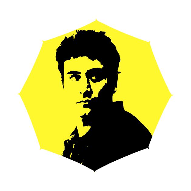 Yellow Umbrella Ted