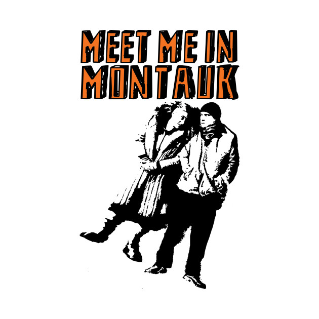 meet me in montauk mug