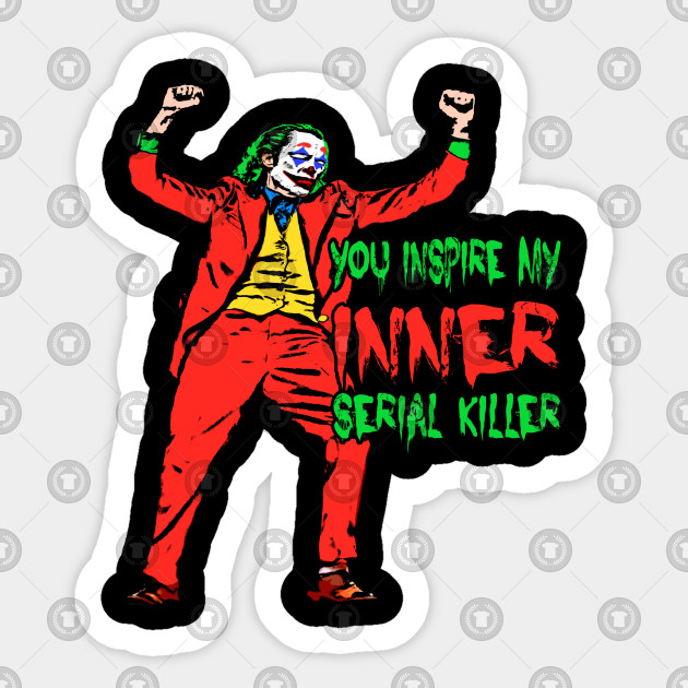 joker quotes joker joaquin phoenix sticker au