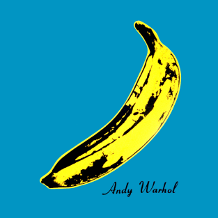 Andy Warhol Banana t-shirts