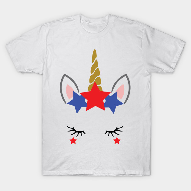 ca8b39ca16d3 4th of july unicorn - 4th Of July - T-Shirt | TeePublic