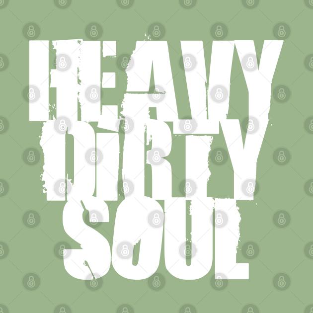 Twenty One Pilots - TOP - Heavy Dirty Soul - White