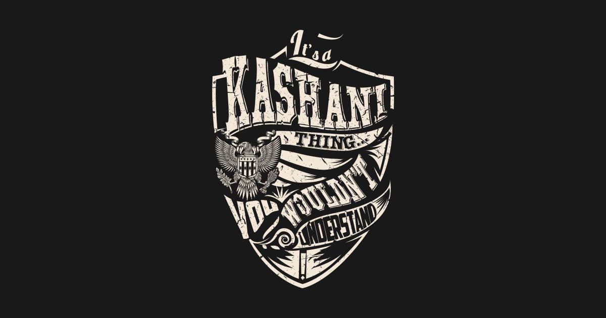 Its A KASHANI Thing Kids Long Sleeve T Shirt