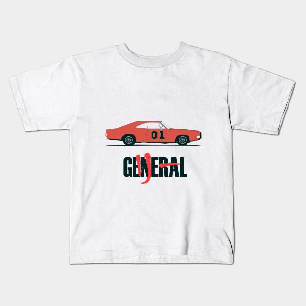 DUKES of HAZZARD car vintage GENERAL LEE 01 Classic T-Shirt