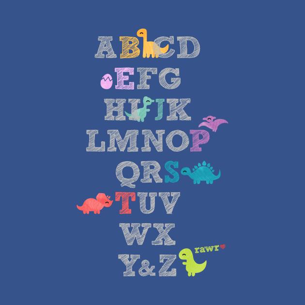 Dino ABCs
