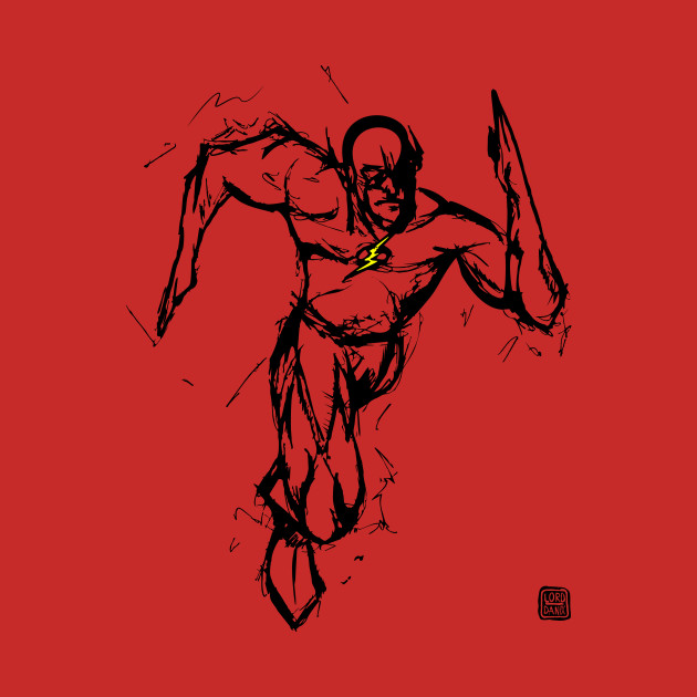 The Flash Sketched