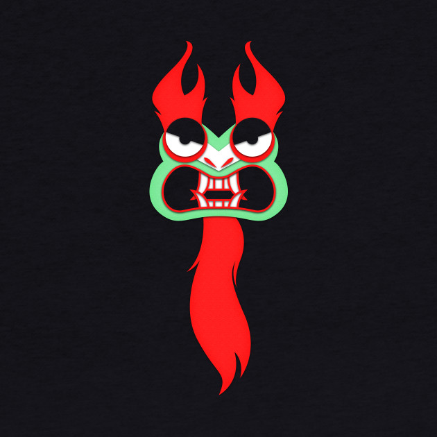 Aku from Samurai Jack