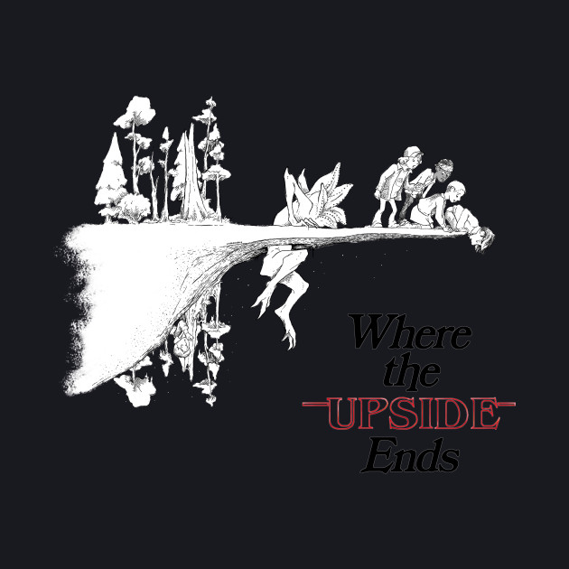 Where the Upside Ends (outlined text ver)