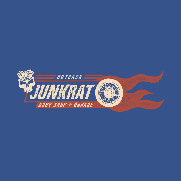 Junkrat Bodyshop & Garage