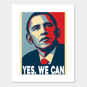 Obama yes we can obama yes we can t shirt teepublic for Bett yes we can