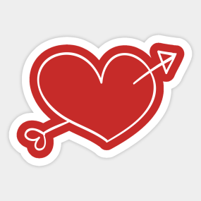 In Love Stickers | TeePublic