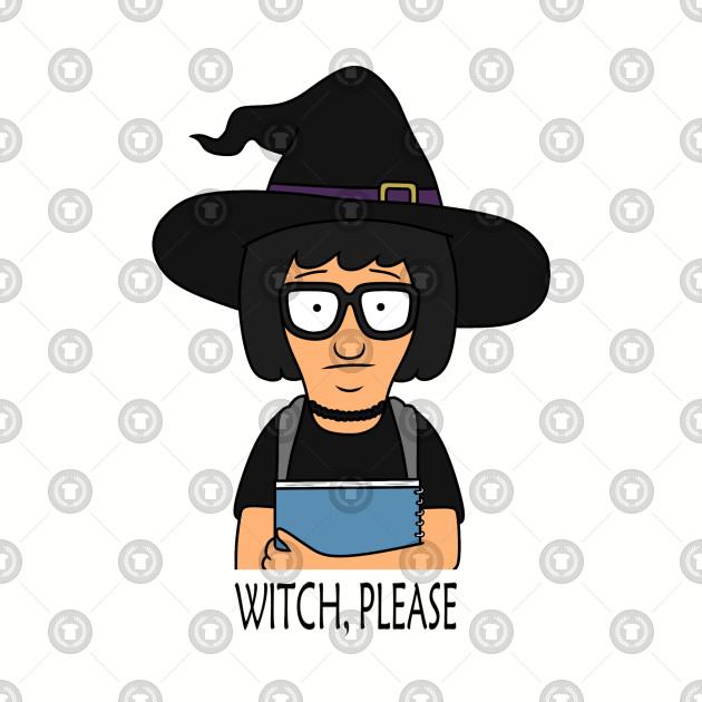 Tina Belcher Witch