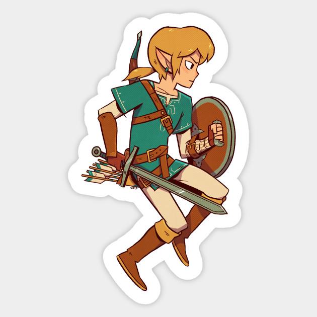 Link Botw Sword