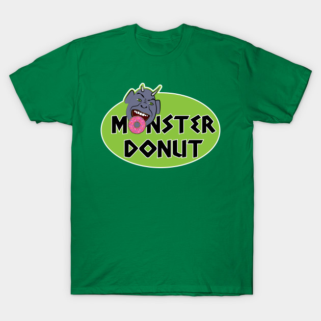 Monster Donut