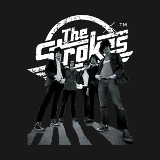 Best of the strokes t-shirts
