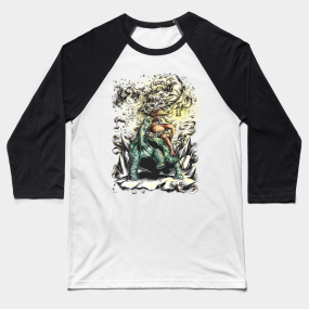 huge selection of 1c1ba 7458a Japanese Samurai Warrior Baseball T-Shirts   TeePublic