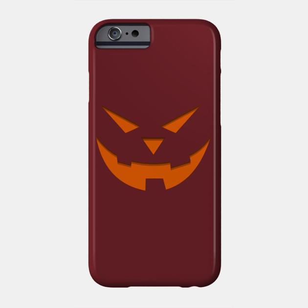 Halloween shirt, Womens halloween shirt, jack o lantern, halloween t-shirt, tee shirt, t shirt, womens, women's, shirt, halloween, pumpkin Phone Case