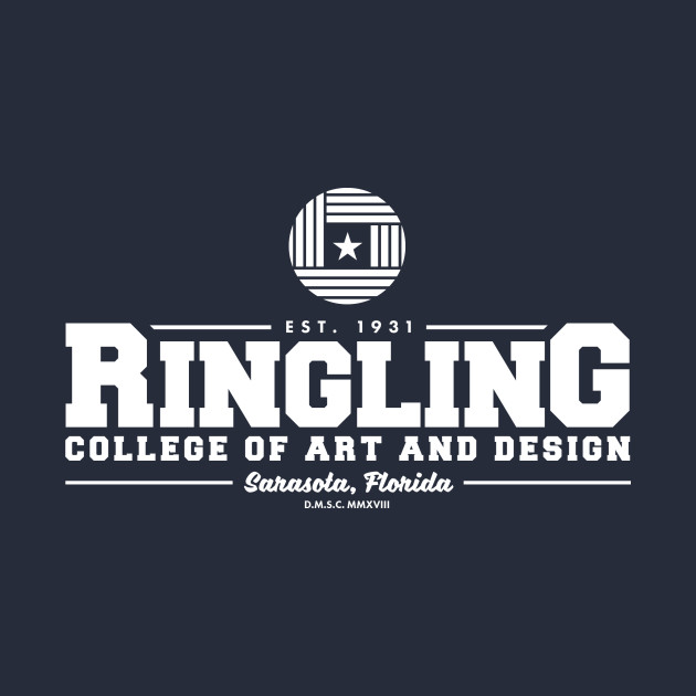 ringling college shirt teepublic private