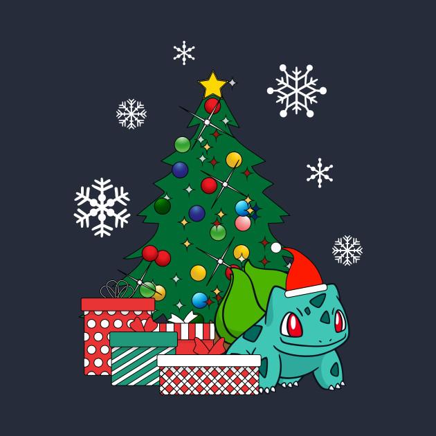 98e1d156 Bulbasaur Around The Christmas Tree Bulbasaur Around The Christmas Tree