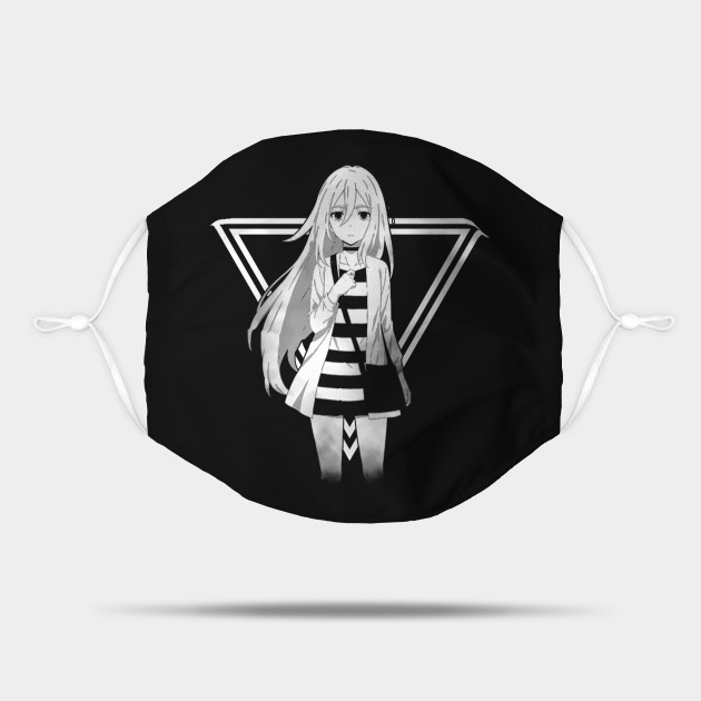Rachel Ray Gardner - Angels of Death   Flat Anime Shirt