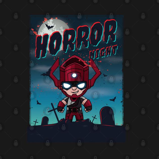 Horror Night Galactus