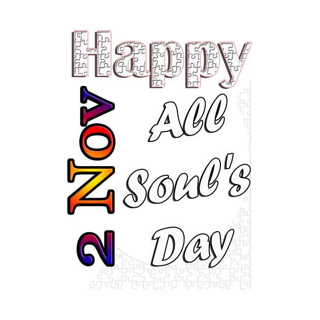 Nov 2nd , All Soul's Day, Custom Gift Design