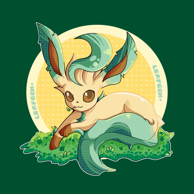 Leafeon Badge