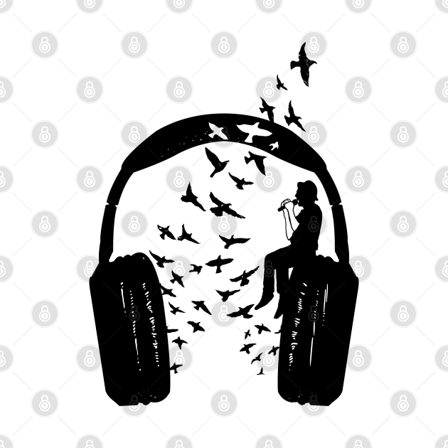 Headphone Singer