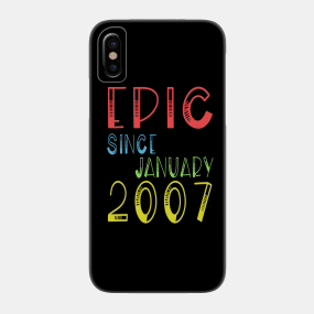 best service d2797 ba1ea 12 Years Old Phone Cases - iPhone and Android | TeePublic