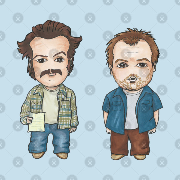 Earl and Randy